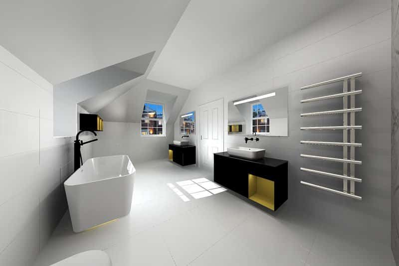 PROJECT: Master Ensuite
