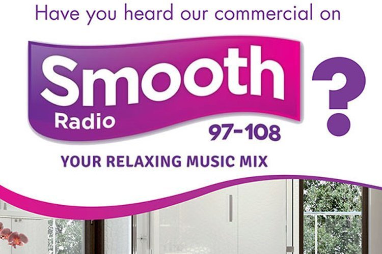 Bathe & Beyond Smooth Radio Commercial