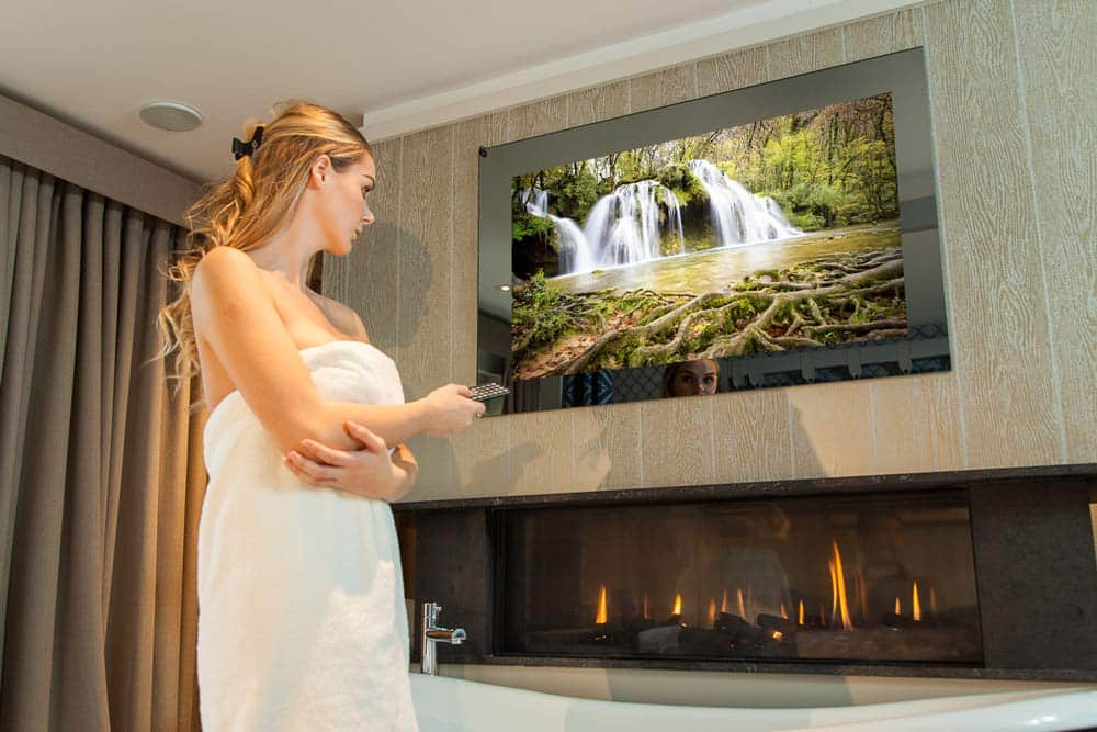 Tech2o Luxury Bathroom TV's