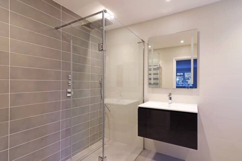 Project Teenagers Shower Room