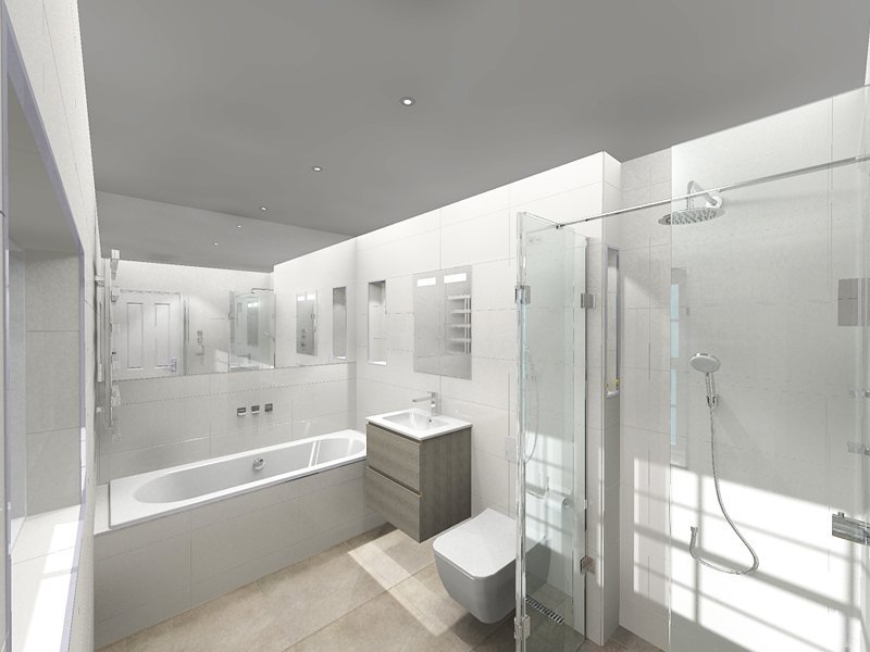 PROJECT: A Young Lady's Ensuite