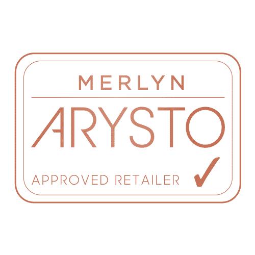 Merlyn Approved Arysto retailer