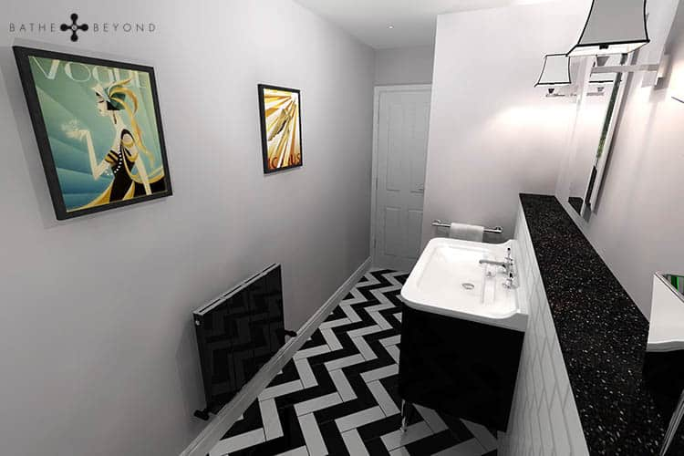 Cloakroom Bathroom