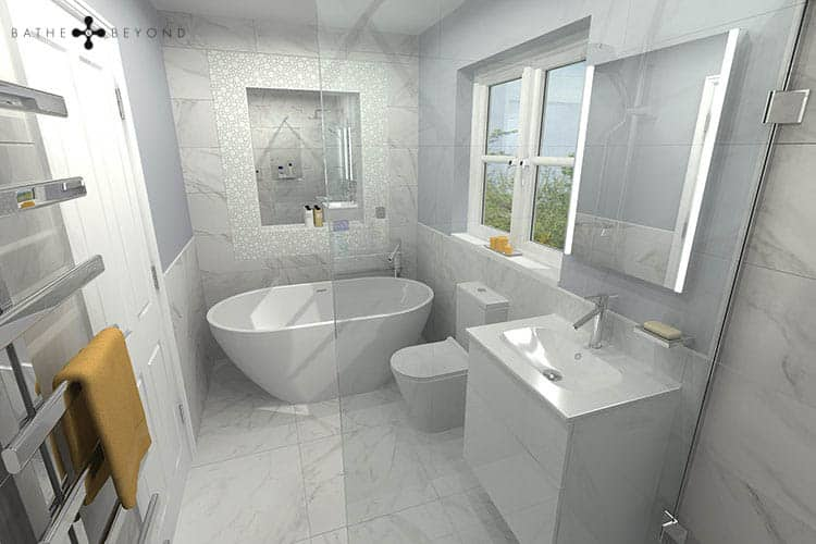 Family Bathroom Design
