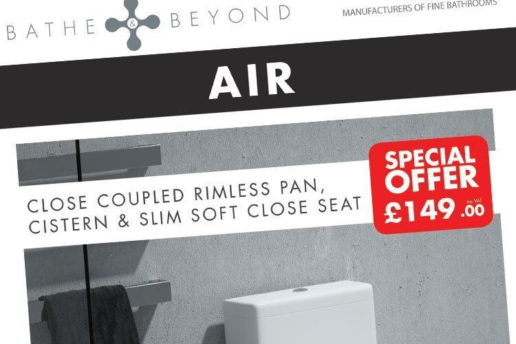 Saneux AIR WC Special Offer