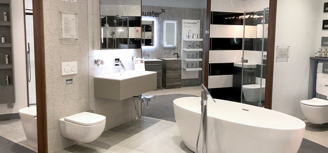 Bathe & Beyond Showroom