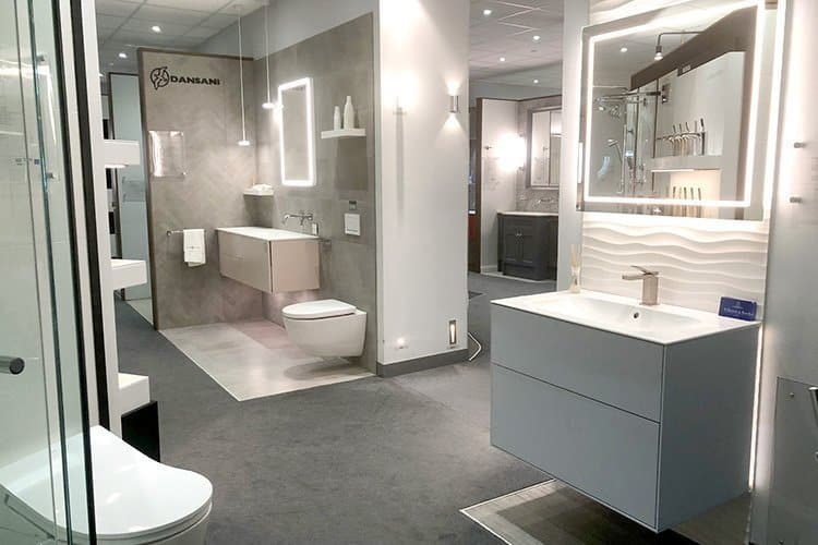 Bathroom Showroom Salesperson