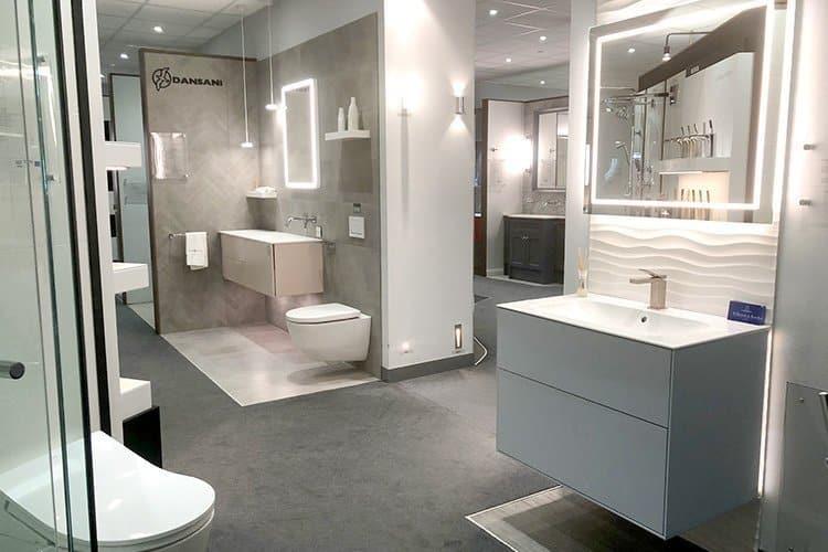 Bathroom Showroom Salesperson