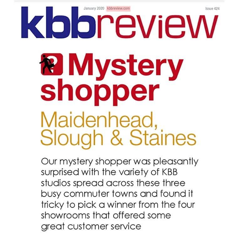 KBB Review Mystery Shopper