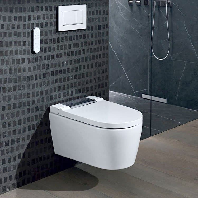 Geberit Aquaclean – THE SHOWER TOILET