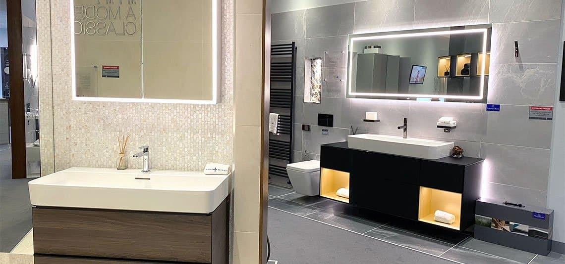 The Bathe & Beyond Showroom