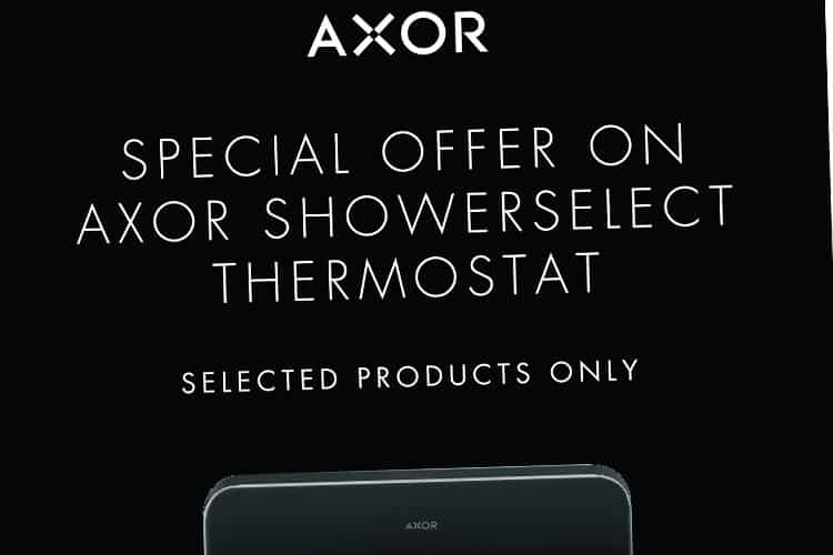 AXOR ShowerSelect Special Offer