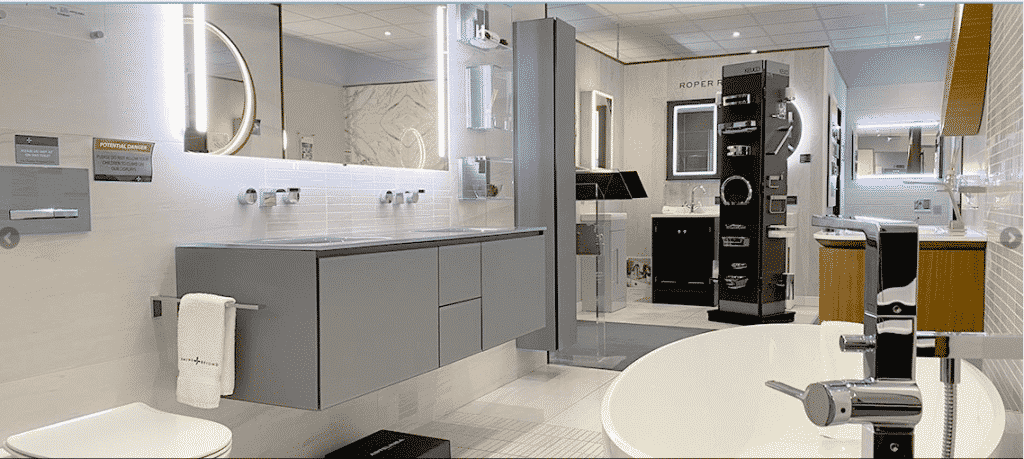 THE NUMBER ONE BATHROOM SHOWROOM IN STAINES