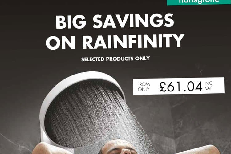 hansgrohe Special Offer